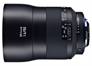 Carl Zeiss Milvus ZE 1.4/50mm (Canon)