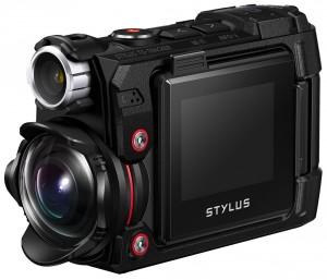 Fotocamera Digitale Compatta Olympus TG Tracker Black