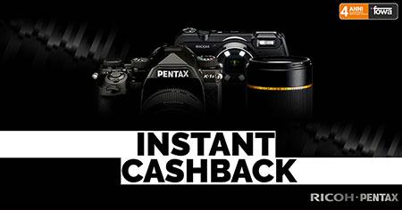promozione Pentax sconto Ricoh fotocamere reflex asp-c solodigitali roma