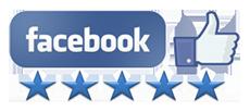 Le nostre recensioni in Facebook